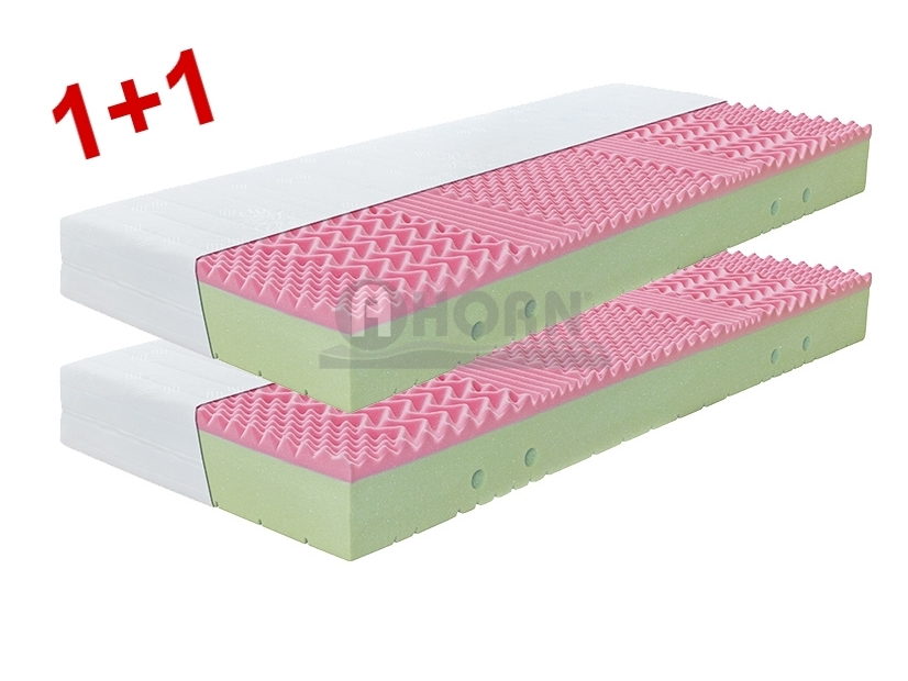 AHORN 1+1 matrace Alora (20 cm) 90x200 cm
