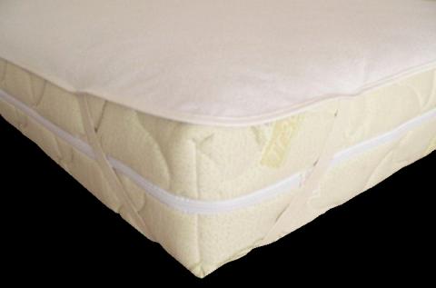 Tanatex Chránič matrace proti vlhkosti - gumy v rozích jersey 90x200 cm