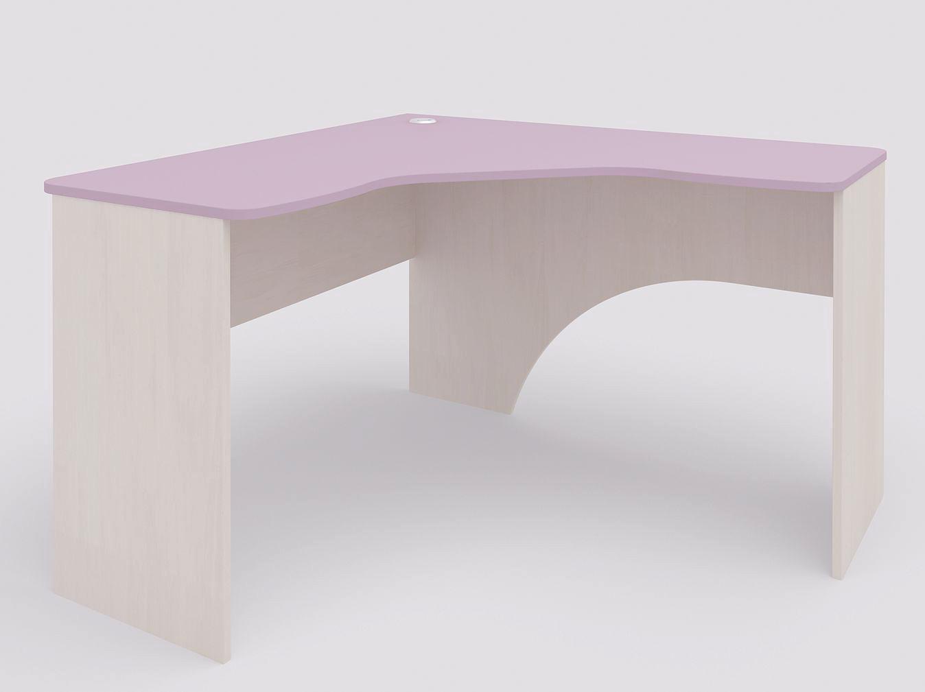 Lenza Rohový psací stůl Mia 123x74x123 cm