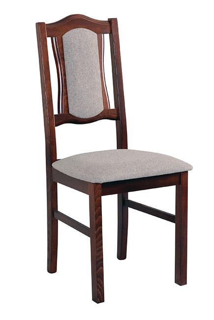 DREWMIX Jídelní židle Boss VI Dub, Tkanina 9