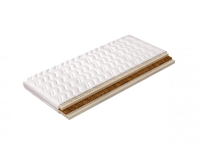 Meble Marzenie Dětská matrace Bobas latex 70x140 cm