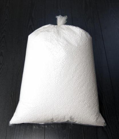 Tanatex Náplň do sedacích vaků - polystyrénové kuličky 30 litrů