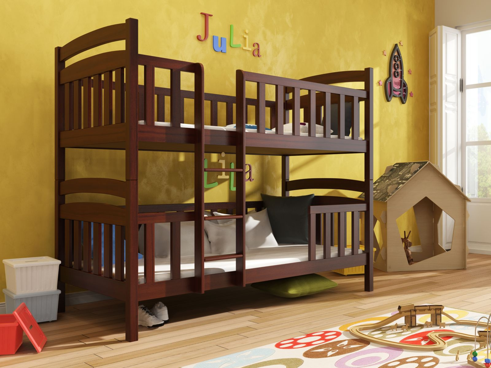 Lano Meble Patrová postel Franklin
