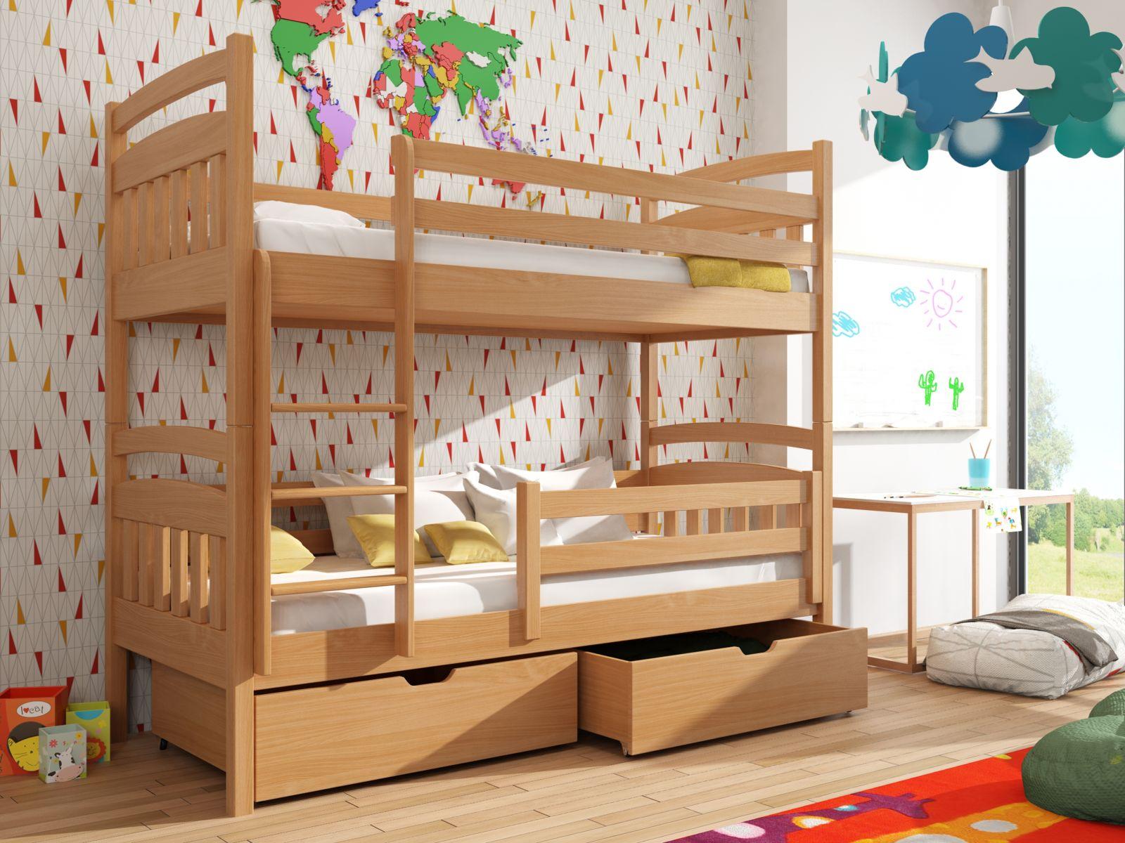 Lano Meble Patrová postel Gabi