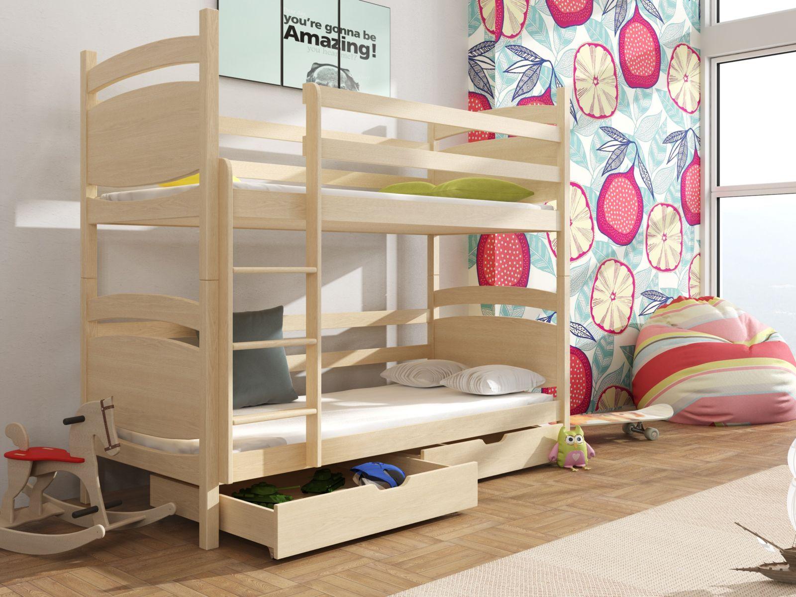 Lano Meble Patrová postel Malgosia
