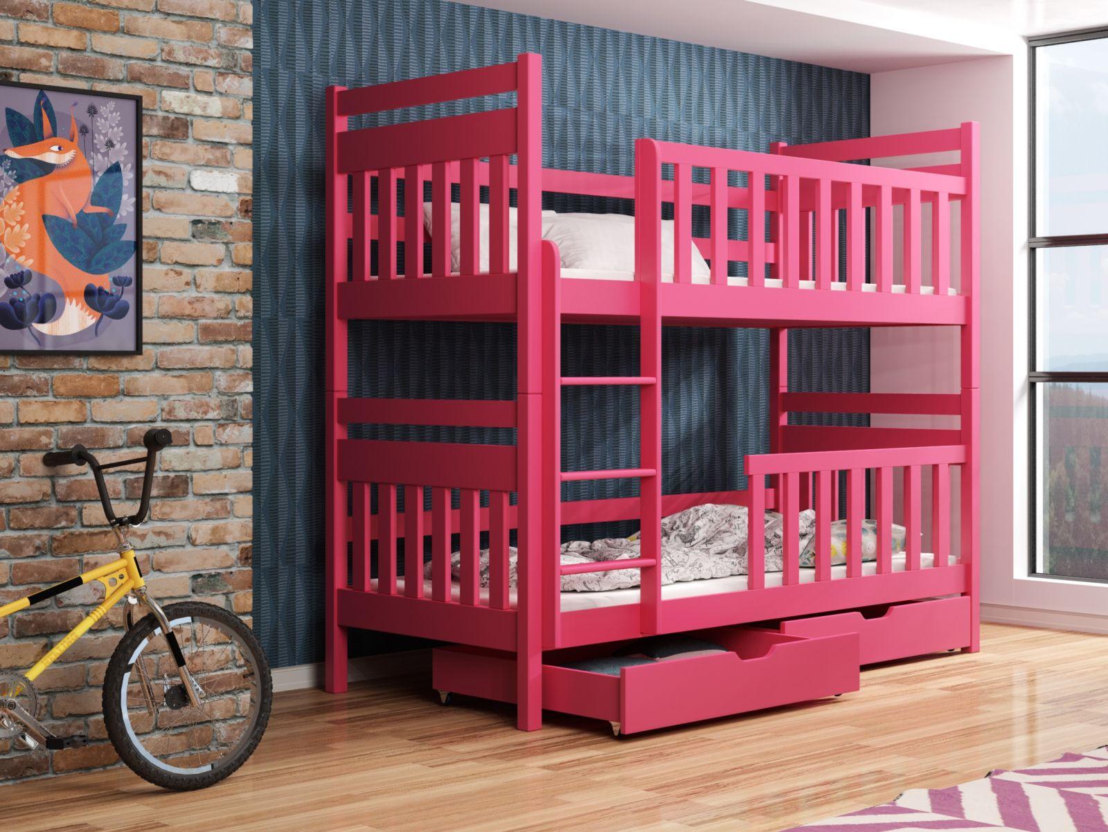 Lano Meble Patrová postel Monika
