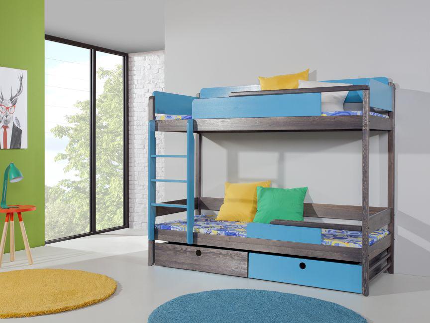 MebloBed Patrová postel Natu II 80x180 cm
