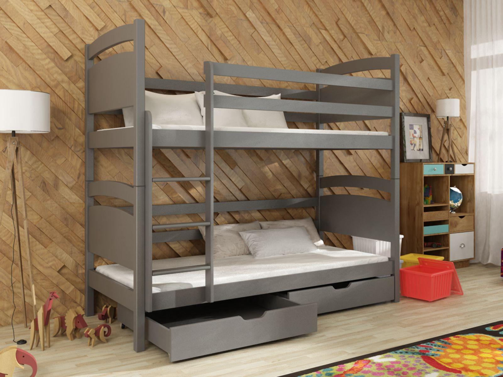 Lano Meble Patrová postel Nikus