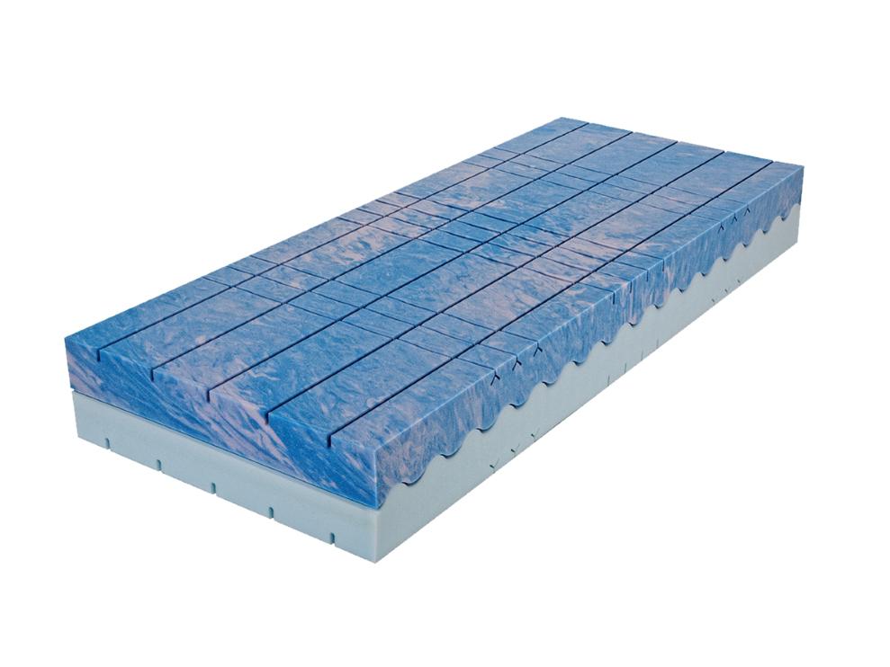 HG Style Pěnová matrace Blue Cellflex 160x200 cm