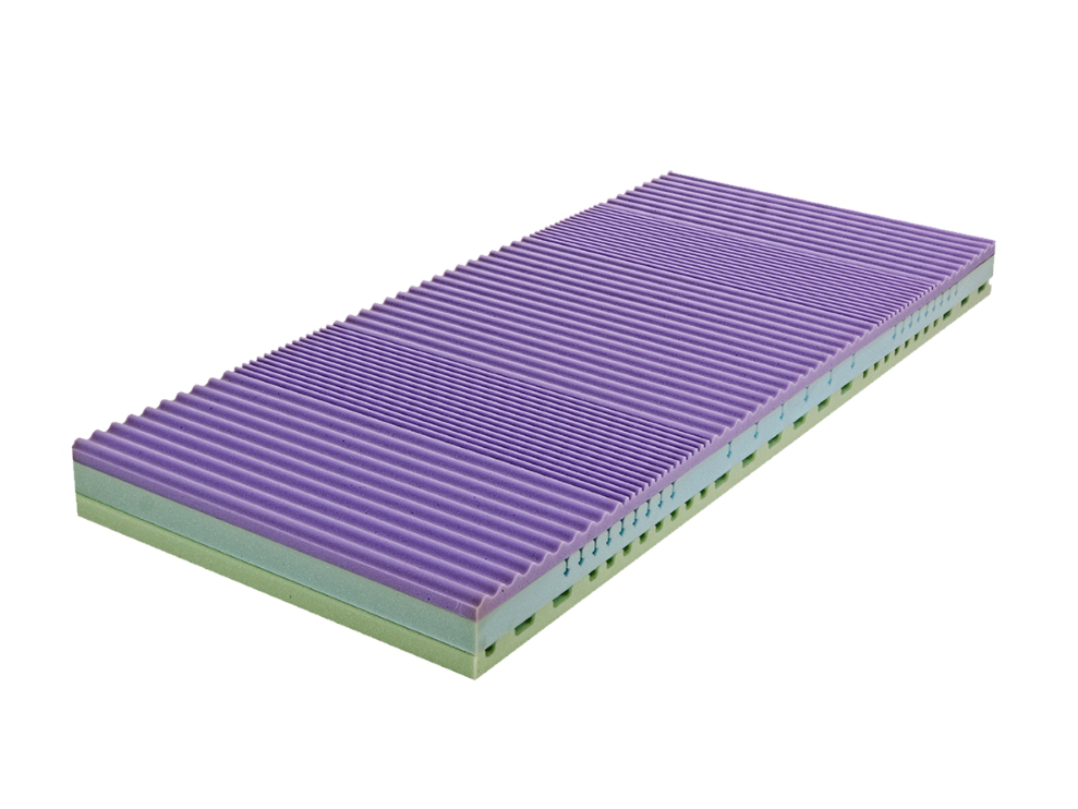HG Style Pěnová matrace Calibry Bio 160x200 cm