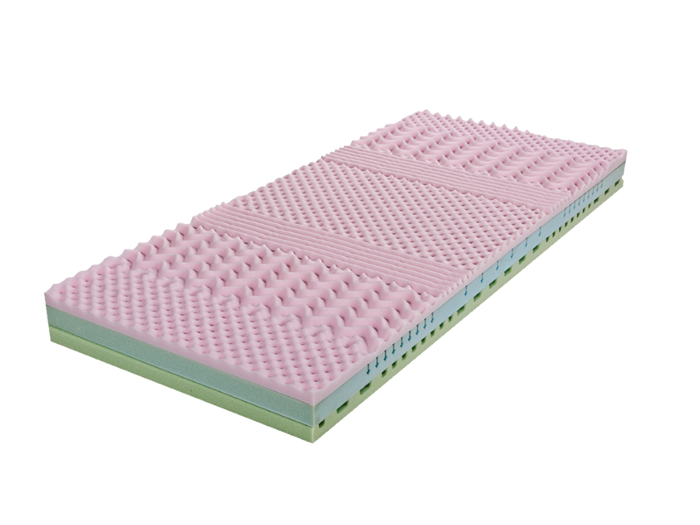 HG Style Pěnová matrace Calibry Visco 180x200 cm