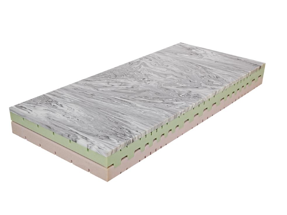 HG Style Pěnová matrace Dara Panter 160x200 cm