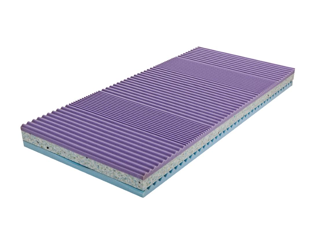 HG Style Pěnová matrace Noria Bio 160x200 cm
