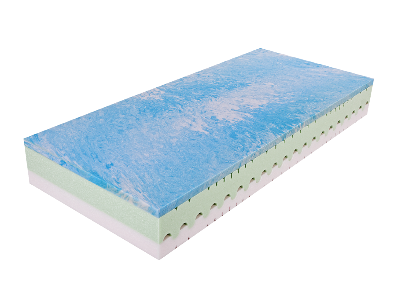 HG Style Pěnová matrace Vanesa Cellflex 160x200 cm