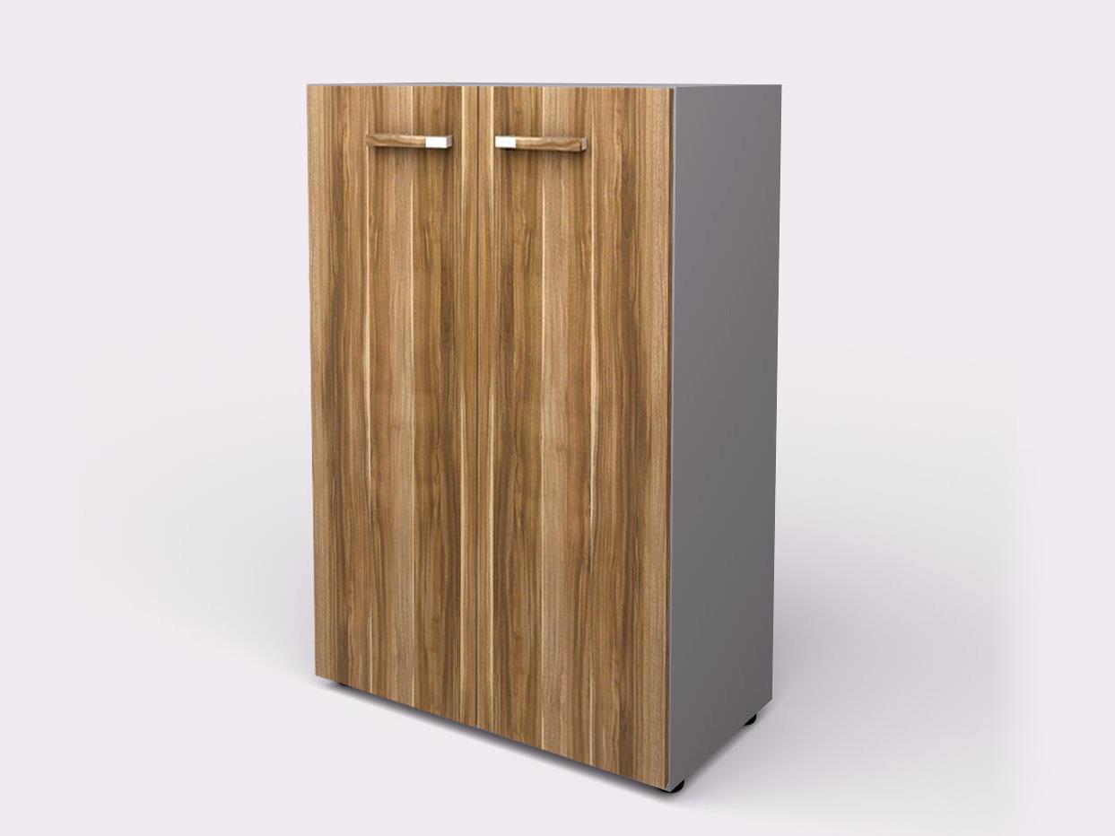 Lenza Policová skříň Wels s dveřmi 119,5 cm