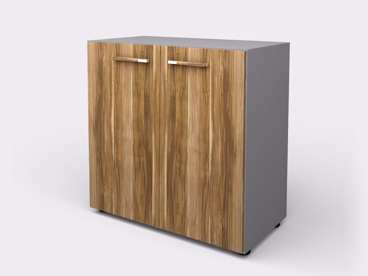 Lenza Policová skříň Wels s dveřmi 80 cm