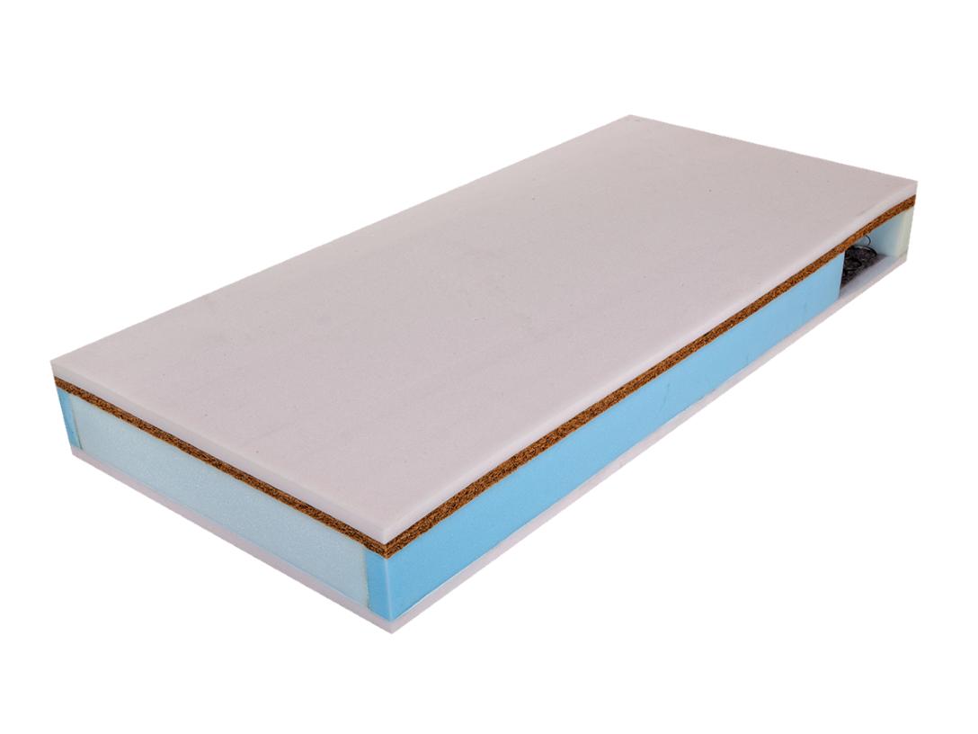 HG Style Pružinová matrace Havai Visco 80x200 cm