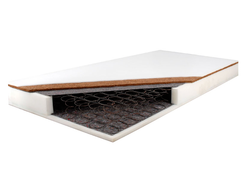 HG Style Pružinová matrace Šárka Visco 180x200 cm