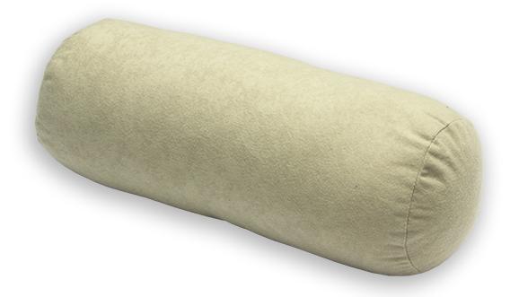 Natalia Relaxační polštář - válec béžový