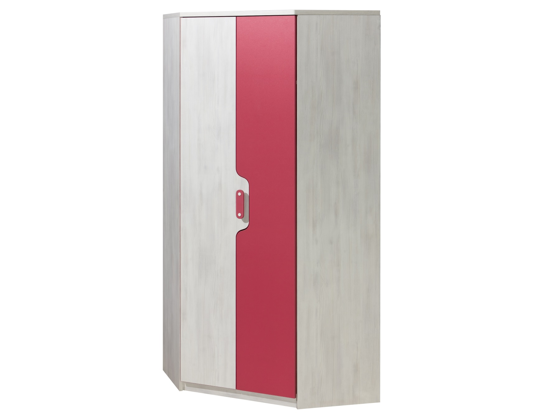 Dolmar Rohová šatní skříň Nuki NU11