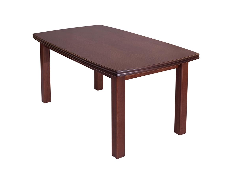 DREWMIX Rozkládací jídelní stůl Kent II Ořech