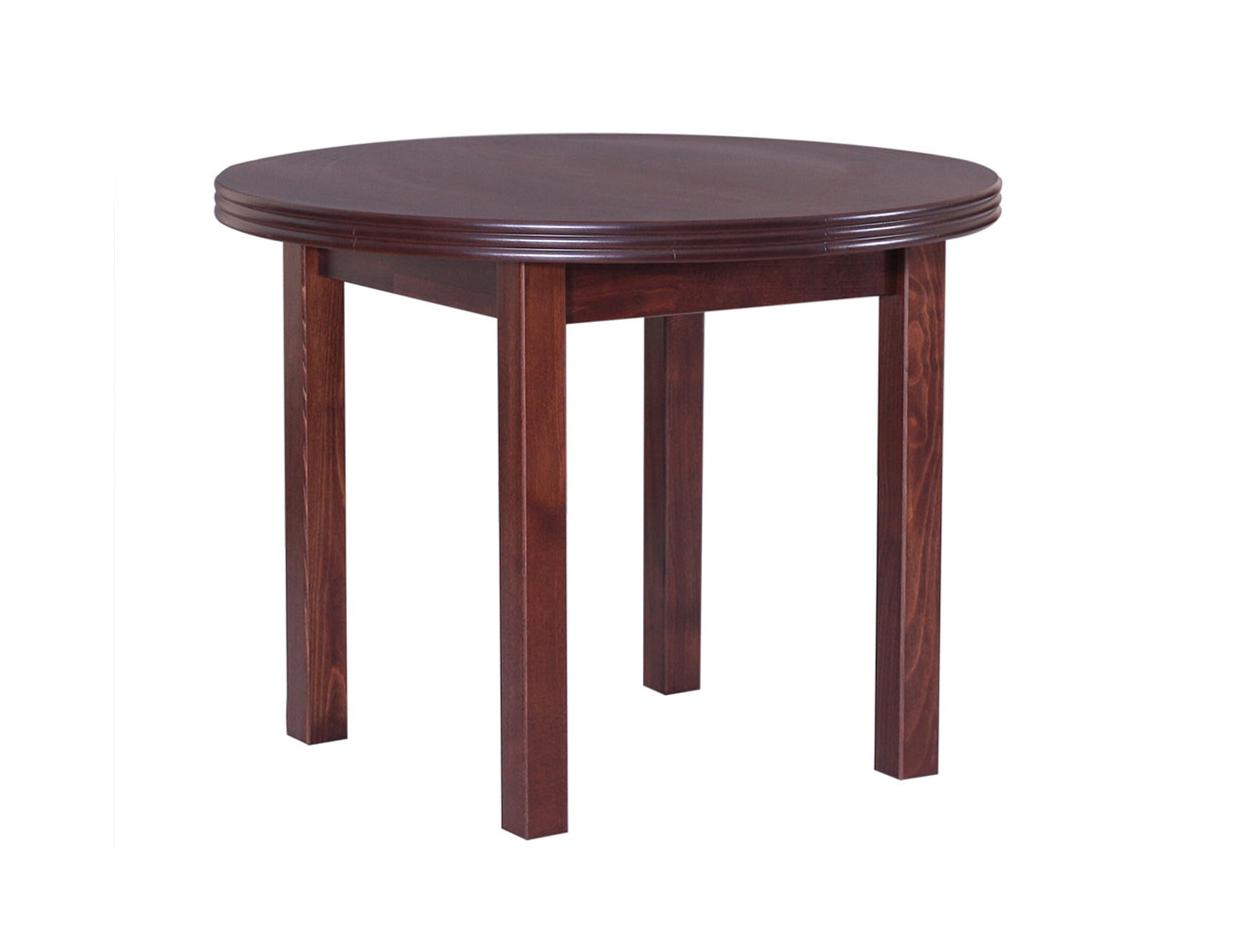 DREWMIX Rozkládací jídelní stůl Poli I Ořech