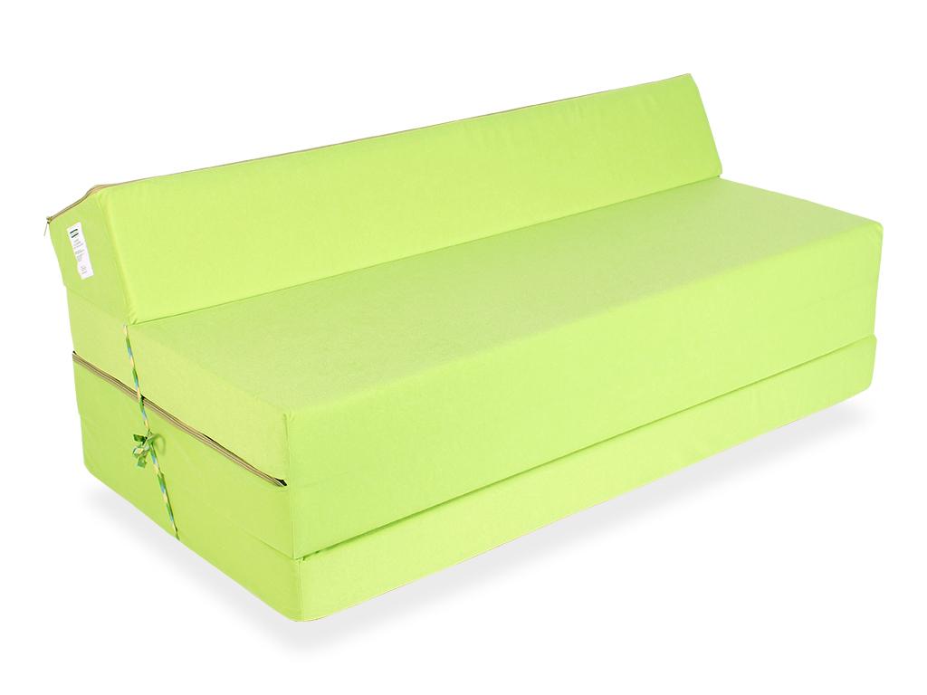 Natalia Rozkládací pohovka zelená