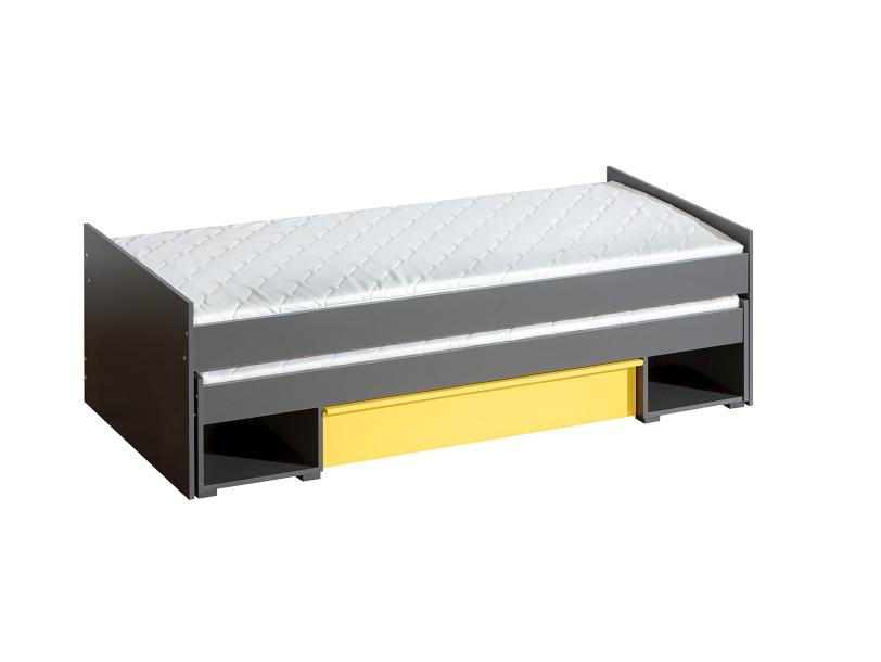 Dolmar Rozkládací postel Cubico CU22 86x198x62 cm