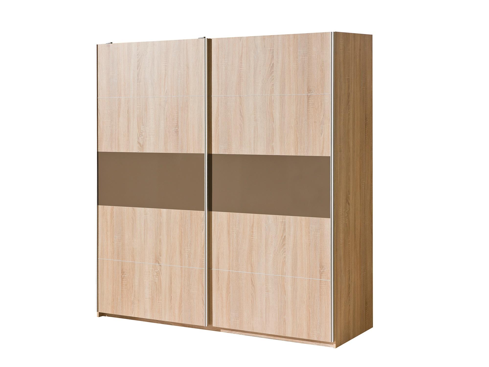 Dolmar Šatní skříň Carmelo C27 s posuvnými dveřmi