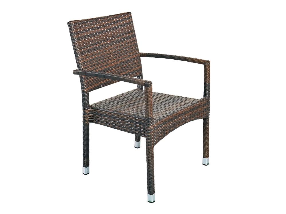 Home&Garden Zahradní ratanová židle Doris Brown