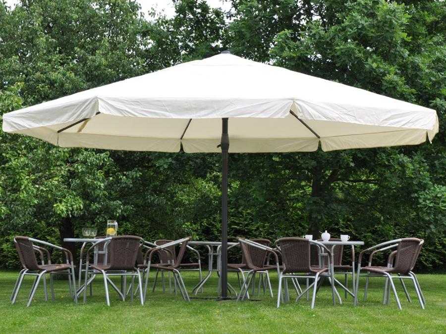 Home&Garden Zahradní slunečník kulatý 500 cm