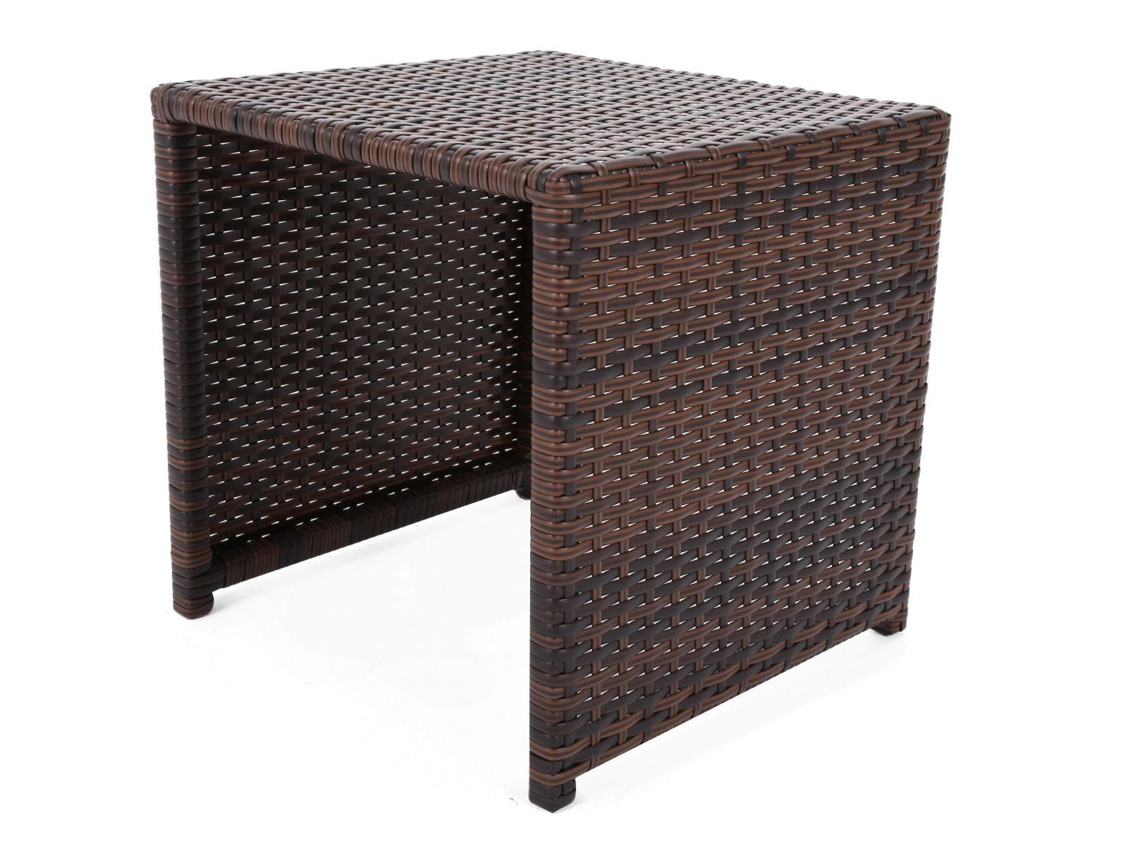 Home&Garden Zahradní stolek Bora Bora Brown